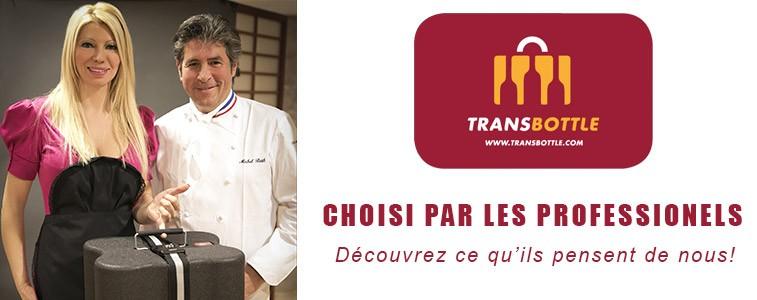 Michel Roth, Nadine Rodd et Transbottle